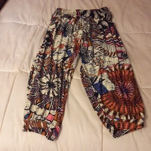 👗NWT👗 Fancy Fans slacks